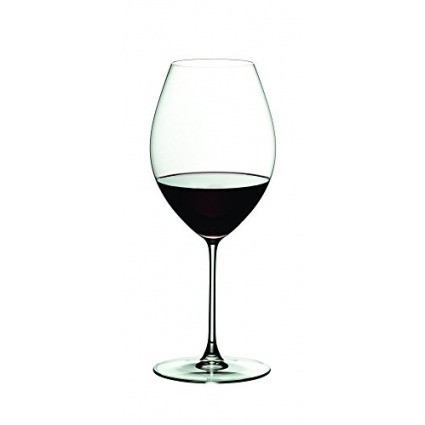 Riedel 6449/41 Veritas Old World Syrah Glass (Set of 2) 21.16 oz Clear